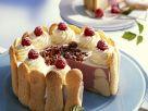 Charolttenkuchen Vanille-Himbeer Rezept