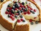 Cheesecake mit Beeren, Brownie Strawberry Cake (USA) Rezept