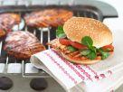 Chicken Burger Rezept
