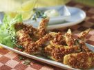 Chicken Wings mit Cornflakes paniert Rezept