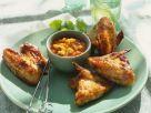 Chicken Wings mit Mangosauce Rezept