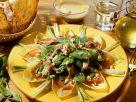 Chicorée-Spinatsalat Rezept