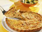 Chicoréekuchen mit Comté Rezept