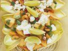 Chicorre-Feta-Salat Rezept