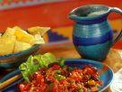 Chili con Carne mit Paprika Rezept