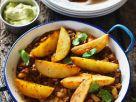 Chili con Carne mit Ofenkartoffeln Rezept