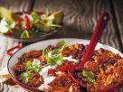 Chili con carne mit Hähnchenfleisch Rezept