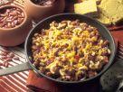 Chili con Carne mit Nudeln Rezept