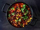 Chili con Carne mit schwarzen Bohnen Rezept