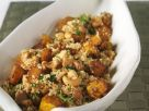 Couscous mit Cashewkernen und Kürbis Rezept