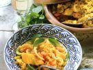 Couscous mit Meeresfrüchten Rezept