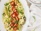 Couscoussalat mit Erdbeeren Rezept