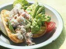 Crabmeat-Sandwich Rezept