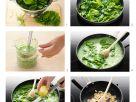 Cremiger Spinat Rezept