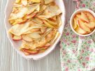 Crêpes mit Äpfeln Rezept