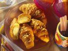Croissants mit Eisfüllung Rezept