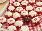 Cupcakes als Adventskalender Rezept