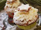 Cupcakes zu Weihnachten Rezept