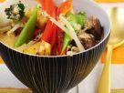 Curry mit Rind, Ananas und Gemüse Rezept