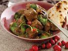 Curry vom Walisischen Lamm (g.g.A.) mit Cranberries Rezept