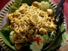 Currynudeln mit Hühnchen Rezept