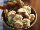 Dattelplätzchen auf griechische Art Rezept