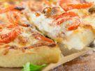 Deep Dish Pizza Rezept