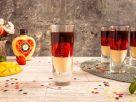 Deutschland Dessert ''Schwarz Rot Gold'' Rezept