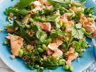 Dinkel-Lachs-Salat Rezept