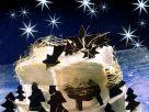 Dreistöckige Weihnachtstorte Rezept