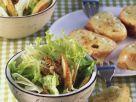 Eichblatsalat mit Birnen, Fenchel und Walnuss Rezept