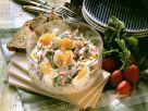 Eier-Radieschen-Salat Rezept