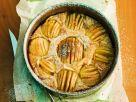 Einfacher Apfelkuchen mit Mandeln Rezept