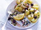 Eingelegte Sardinen mit Kartoffelsalat Rezept