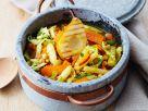 Eintopf mit Gemüse und Birnen Rezept