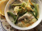 Eintopf mit Hähnchen und Gemüse auf belgische Art (Waterzooi) Rezept