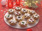 Englische Weihnachtsküchlein (Mince Pies) Rezept
