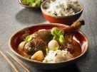 Ente in Currysoße Rezept