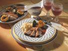 Entenbrust mit Rotweinsauce und Feigen Rezept