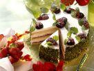 Erdbeer-Biskuittorte Rezept