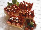 Erdbeer-Blechkuchen Rezept