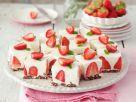 Erdbeer-Frischkäse-Schnittchen Rezept