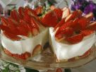 Erdbeer-Frischkäse-Torte Rezept