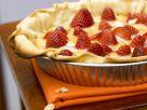 Erdbeer-Käsekuchen mit Quark-Öl-Teig Rezept