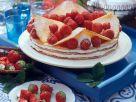 Erdbeer-Kokos-Torte Rezept