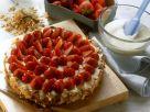 Erdbeer-Mandel-Kuchen Rezept