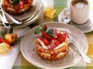 Erdbeer-Mascarpone-Törtchen Rezept