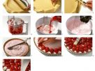 Erdbeertorte mit frischen Erdbeeren zubereiten Rezept