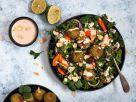 Falafel-Grünkohl-Salat Rezept