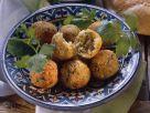 Falafel (Kichererbsenbällchen) Rezept